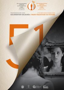 antalya 51. film festivali afiş