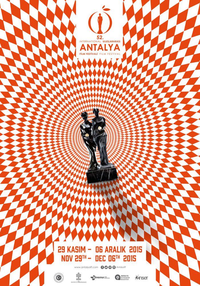 antalya 52. film festivali afiş